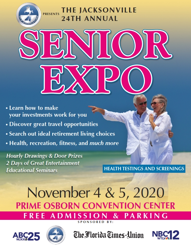 23rd Semi-annual Senior Expo in Jacksonville Florida
