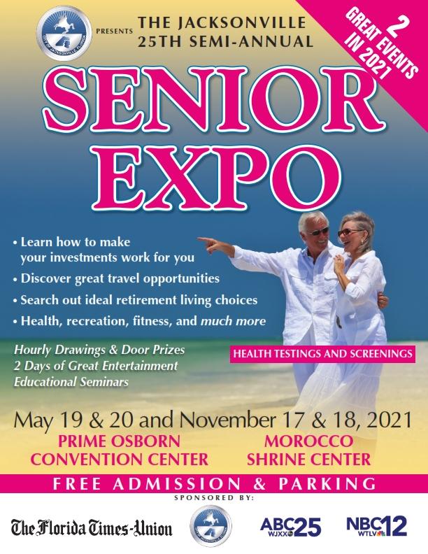 2021 Senior Expos Jax